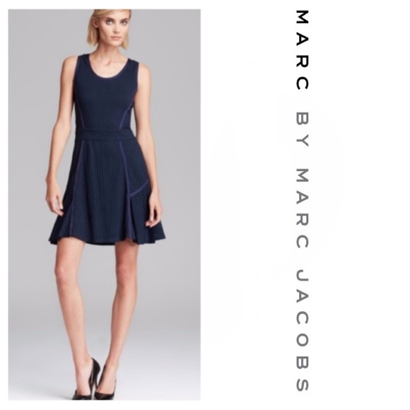 Marc By Marc Jacobs Dresses & Skirts - Marc By Marc Jacobs • Dress Emi Eyelet Dress
